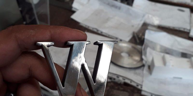 quality Flat Cut Letters