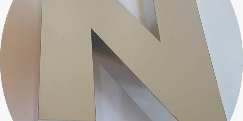 Profile 3 Channel Letters
